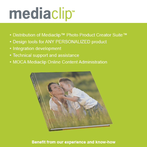 Mediaclip™ Photo Product Creator Suite™
